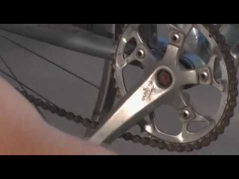 How to remove a crank arm from your bicycle square taper