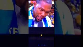 KID ROASTS KD/KEVIN DURANT  ON THE WARRIORS FUNNY AS F MUST WATCH!!!!