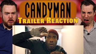 Getting the Hook | Candyman Trailer Reaction