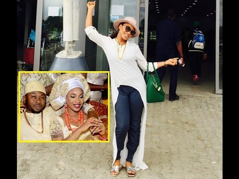 Just After Getting Married Born Again Actress Tonto Dikeh Turning Into A Pastor Over Night