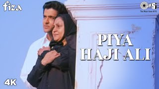 Piya Haji Ali Full Video - Fiza | Hrithik Roshan & Jaya Bachchan | A. R. Rahman