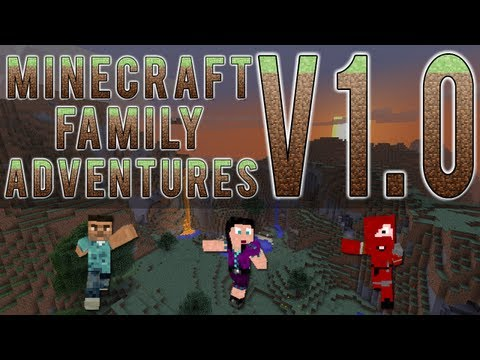 05 Minecraft Family Adventures v1.0