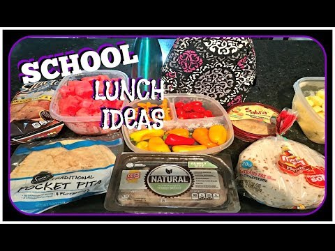 WEEK OF SCHOOL LUNCHES FOR A MIDDLE SCHOOLER: BENTO BOXES AND OTHER CREATIVE IDEAS