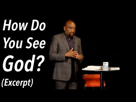 How Do You See God? You Can't, Unless You're Born Again (EXCERPT, Church Dec 24)