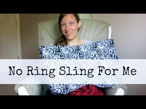 Why I Don't Use A Ring Sling | Vlokup & Seven Sling Reviews