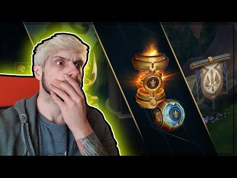 CLASH ON EUW? | MY EXPERIENCE SO FAR! CLASH ORB OPENING!  - League of Legends