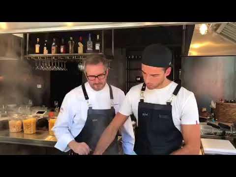 Sola Pasta Bar in Soho NY all my best to Massimo
