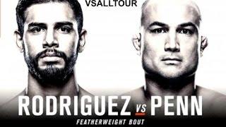 UFC Fight Night: Rodríguez vs. Penn / live by VSALLTOUR