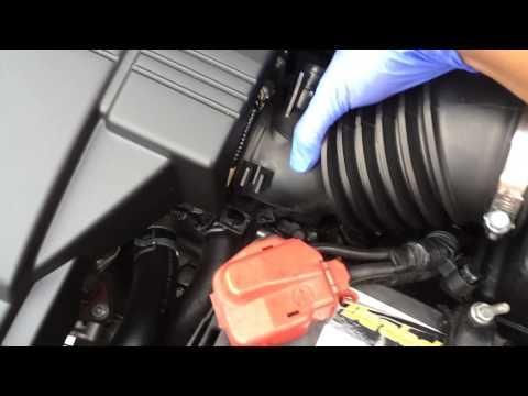 2005-2010 Honda Odyssey Throttle Body Cleaning