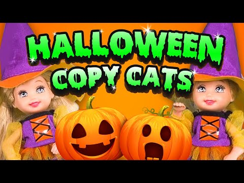 Barbie - Halloween Copy Cats | Ep.132