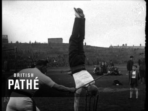 Physical Training (1914-1918)