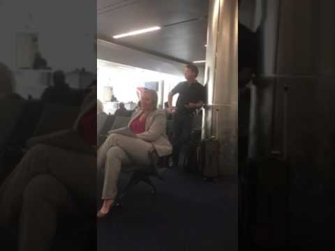 Delta airline overbooking Horror