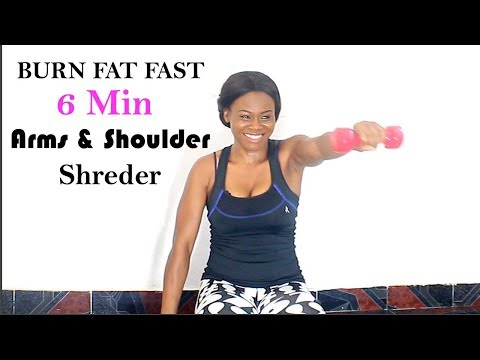 8 Min fat KILLER ARM & Shoulder workouts for women|how to get smaller arms&lovely shoulder