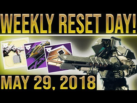 Destiny 2. WEEKLY RESET & UPDATE 1.2.1! Nightfall, Nascent Dawn  Quest, Sleeper's Bundle & More!