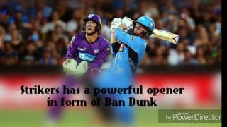 BBL06 MELBOURNE STARS VS ADELAIDE STRIKERS MATCH PREVIEW AND HIGHLIGHTS