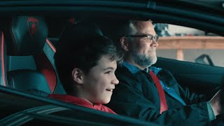 A true Christmas story for Lamborghini's Real Lovers