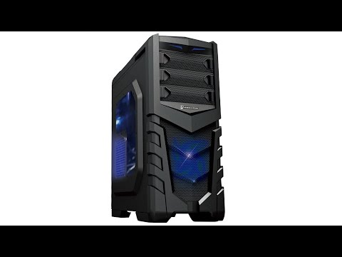 My CIT Vanquish PC Case Review Part 1