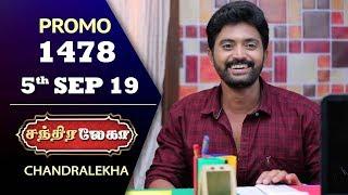Chandralekha Promo   Episode 1478   Shwetha   Dhanush   Nagasri   Arun   Shyam