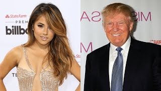 Becky G Fires Back at Donald Trump with 'We are Mexico' Song