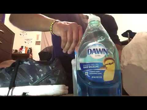How to clean your dirty shoes fast and simple