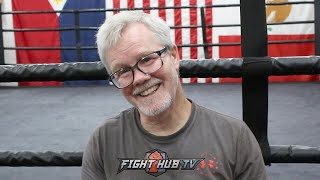Download FREDDIE ROACH ″PACQUIAO IS GONNA MAKE THURMAN PAY FOR HIS COMMENTS! HE HITS LIKE A GIRL!″ Video