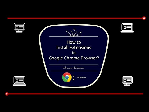 How to Install Google Chrome Extensions?