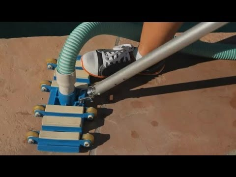 How to Connect a Pool Vacuum : Pool Tips & Care