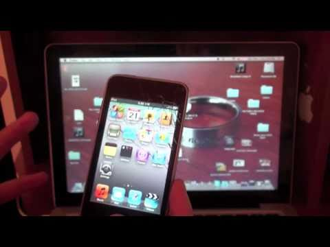 Redsn0w 4.1 Jailbreak for iPhone 3G & iPod Touch 2G on Mac