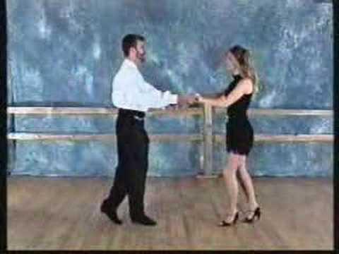 Learn how to Hustle - Ballroom Dancing
