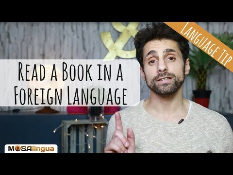 How to Read a Book in a Foreign Language