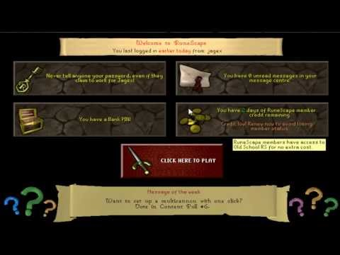 HOW TO MASK YOUR IP ADDRESS FOR RUNESCAPE
