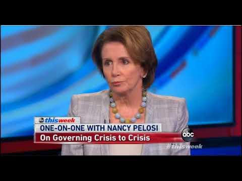 Pelosi's Shutdown Hypocrisy