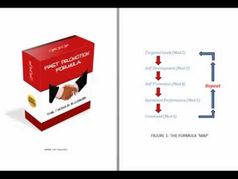 How to Get Promoted   The Fast Promotion Formula