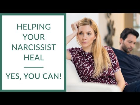 Helping Your Narcissist Heal:Yes You Can