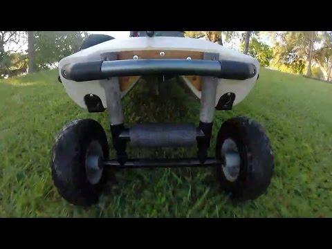 DIY Hobie Pro Angler Trolley