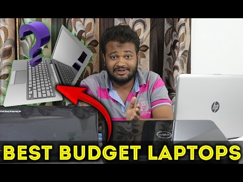 Best Budget Value Laptop 2016 In India
