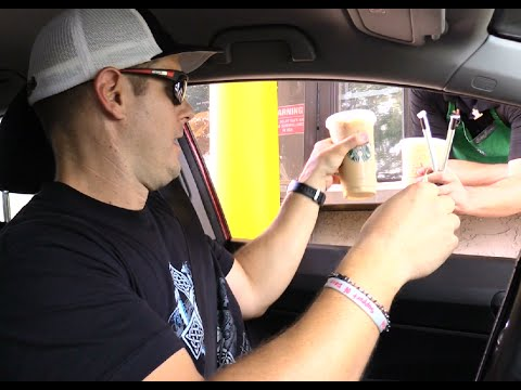 How to Order Coffee at Starbucks (so they don't spit in it)