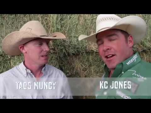 Saddle Bronc Riding - How To Set A Hack Rein - Taos Muncy - Rodeo Sports Promotions