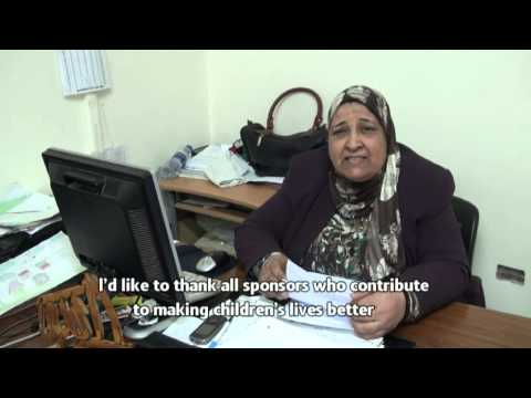 Plan staff in Egypt talk about the sponsorship process