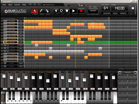 Dubturbo Best Beat Maker 2013 - FREE TRIAL!