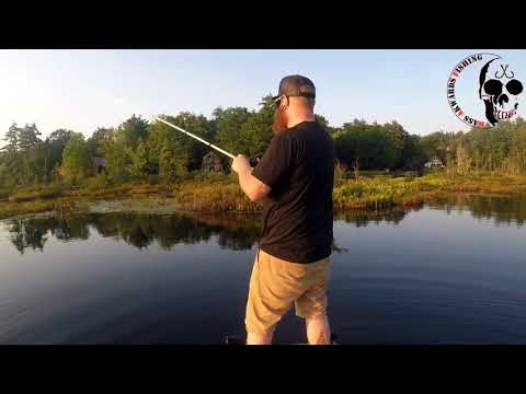 Gettin' into the Game - Fishing In New Hampshire