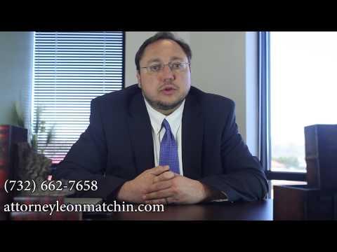 New Jersey Traffic Ticket Attorney