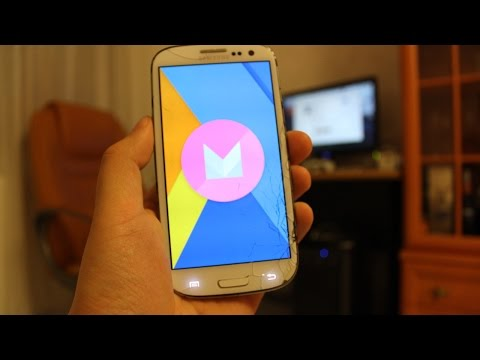 How to install Android 6.0.1 Marshmallow on Samsung Galaxy S3