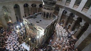 Phóng sự: Thứ Năm Tuần Thánh tại Giêrusalem