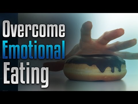 🎧 Overcome Emotional Eating Hypnosis - How to build confidence, self esteem subliminal