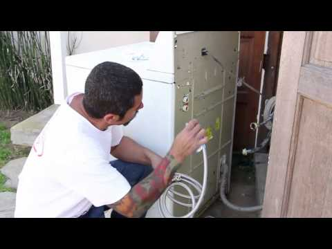 How to Replace a Washing Machine Hose