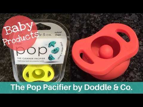 The Pop Pacifier by Doddle & Co.