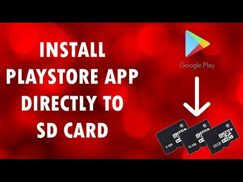 Install app to sd card from playstore no root no external app | Make it tamil