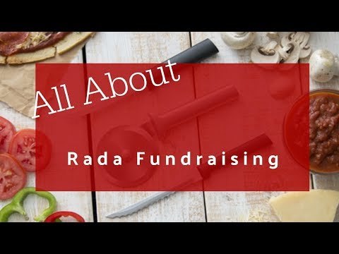 Fundraising with the Best - Fundraising Idea with Rada Cutlery