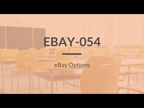 SureDone: eBay Training (3 of 4) - Default Settings